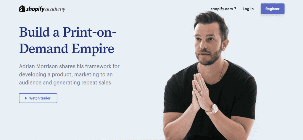 Steps to create a shopify store