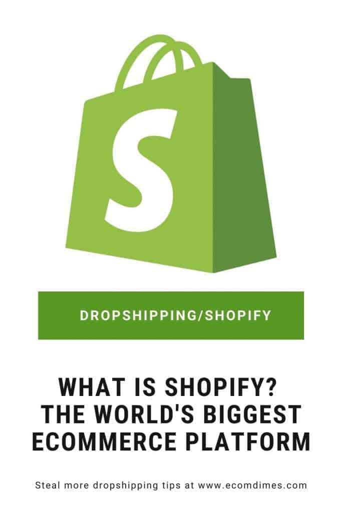 Shopify is a cloud-based and hosted eCommerce company, that will allow you to easily create a professional-looking store, display your products and take payments from your customers. In sum, Shopify has everything you need to start selling online, anywhere!