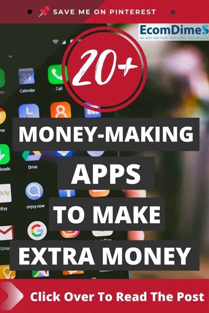 25 Best Money Making Apps To Make Extra Money Fast  These are some cool ways to make extra money online and drive some extra money to your pocket.  Are you looking forward to making some money aside? These money making apps are very useful  #makemoneyonline #moneymakingapps #moneyapps #makemoneyfast #makemoneytoday