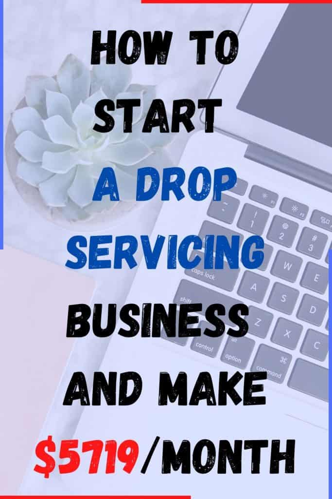 "Similar to dropshipping, the drop servicing business model is the act of reselling others' services instead of selling physical products, and it's also called ""Drop Surfing"" or ""Online Arbitrage"". In this business model, you act as a connector or a middle man between someone who wants a service and someone who provides that service. Get inside to learn more!"